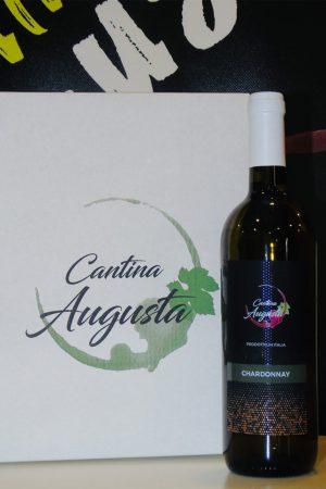 CHARDONNAY-vini bianchi- Cantina augusta