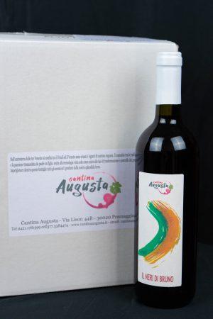 neri di Bruno vino rosso cantina augusta lison