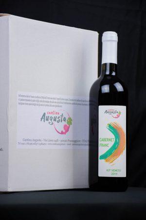 Cabernet Franc -vino rosso -cantina augusta