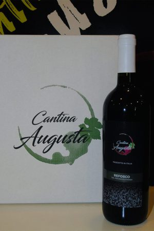 Refosco dal peduncolo rosso - vini rossi - Cantina augusta